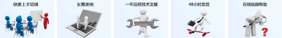 建筑材料租赁软件服务承诺